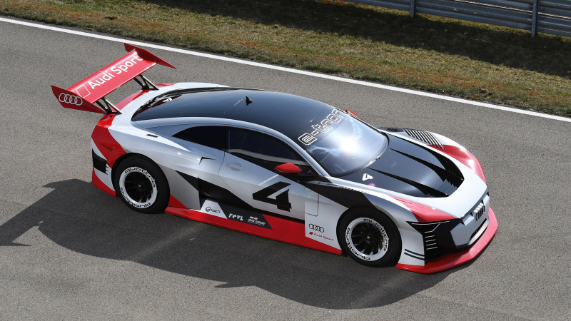 Audi Transforms the Virtual Into Reality With Real-Life Gran Turismo Car