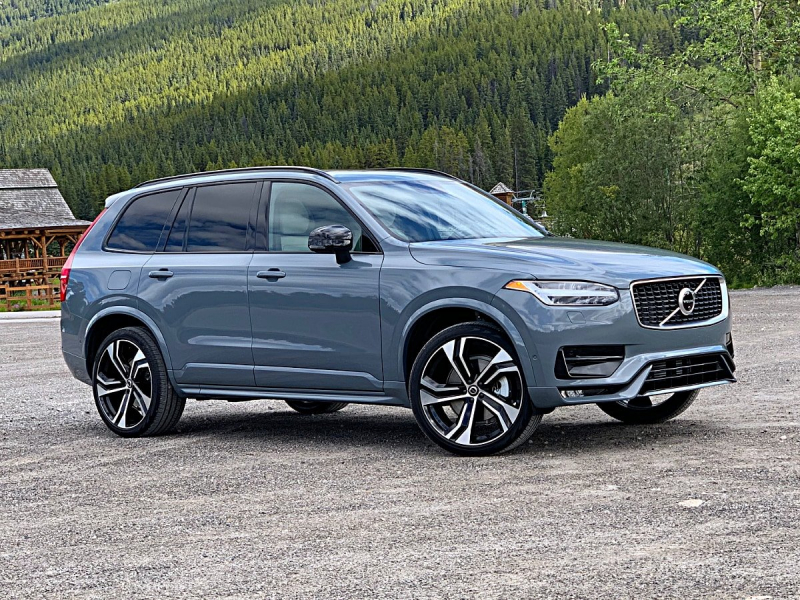 Volvo new sport-utility vehicles means sales growth in the U.S. this year
