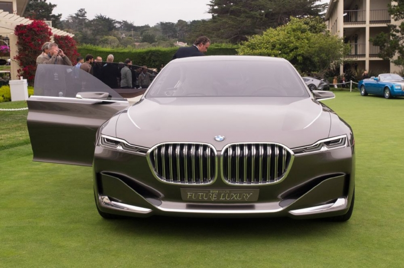 Future cars to be expected from BMW by 2020