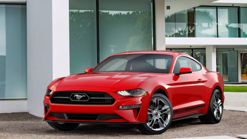 The 2018 Ford Mustang GT is the fastest Mustang ever?