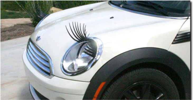 A Feminine look on some Cars Men like most