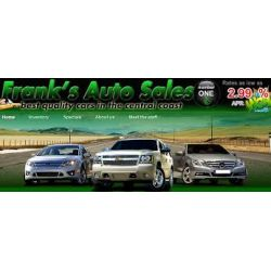 Franks Auto Sales >> Used Cars For Sale By Franks Auto Sales Dealership In California