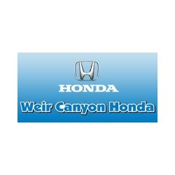 Weir Canyon Honda