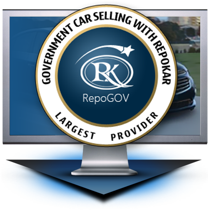Government car selling with Repokar