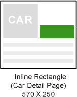 Inline Rectangle (Car Detail Page)